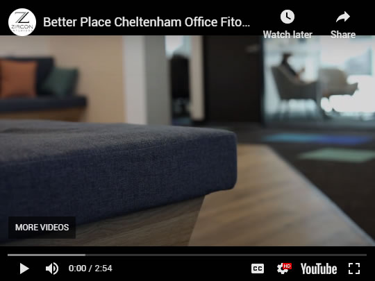 Office fit-out Case Studies
