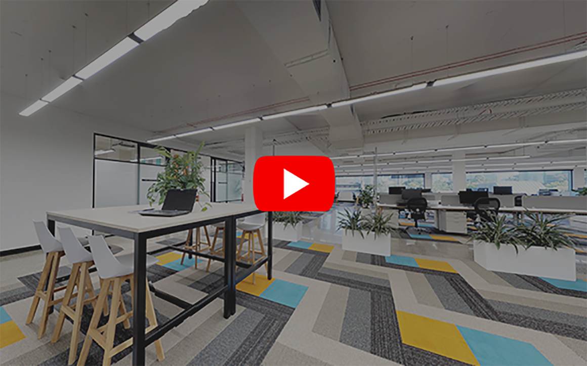 Innovative workplace spaces in menlbourne