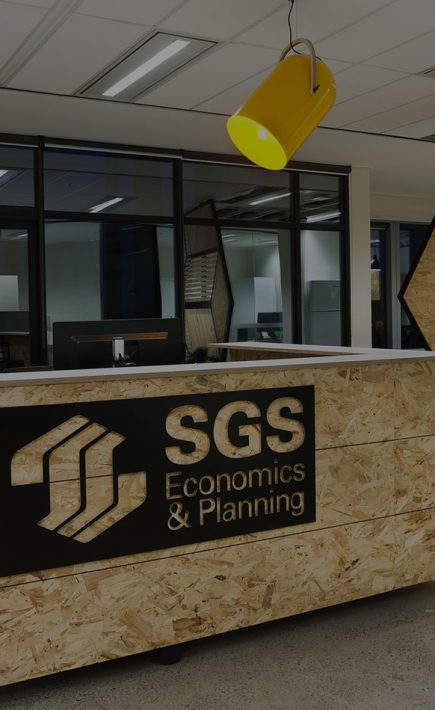 SGS ECONOMICS & PLANNING