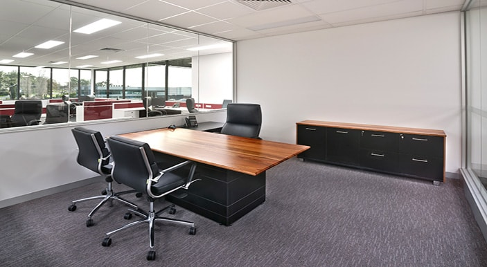 When leasing an office what should I look for that will increase the fitout cost?