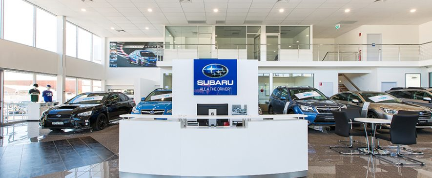 NEWCASTLE SUBARU & MAZDA