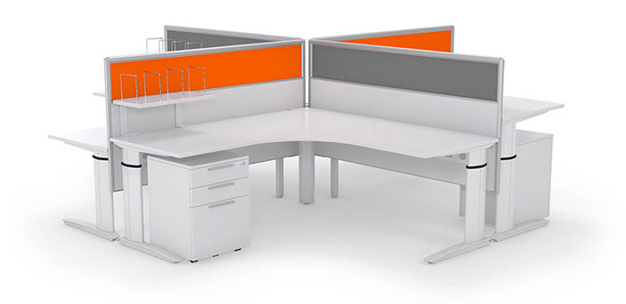 What Are The Benefits Of Using Standing Office Workstations?