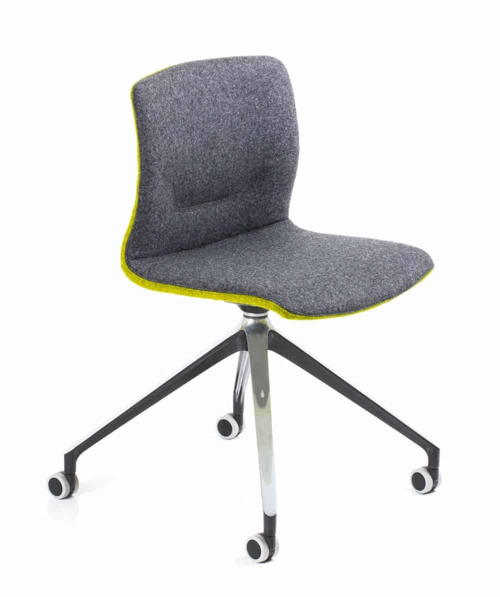 grey and green Capper chair