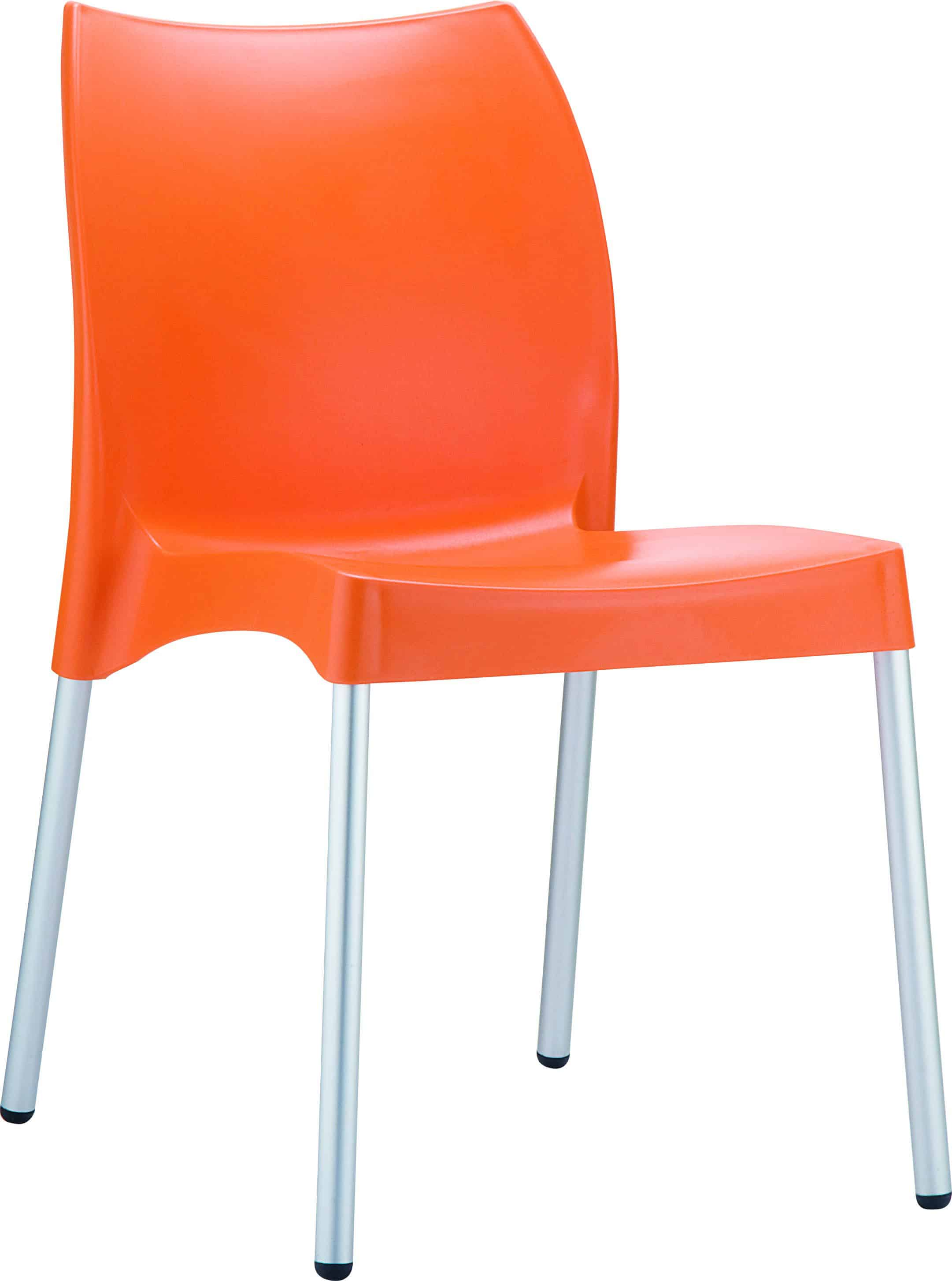 Orange Astray office chair
