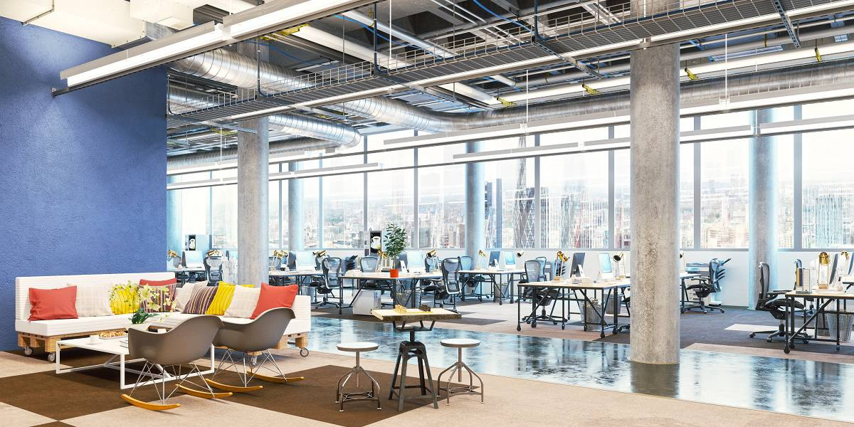 Shape Your Company's Culture through Interior Design
